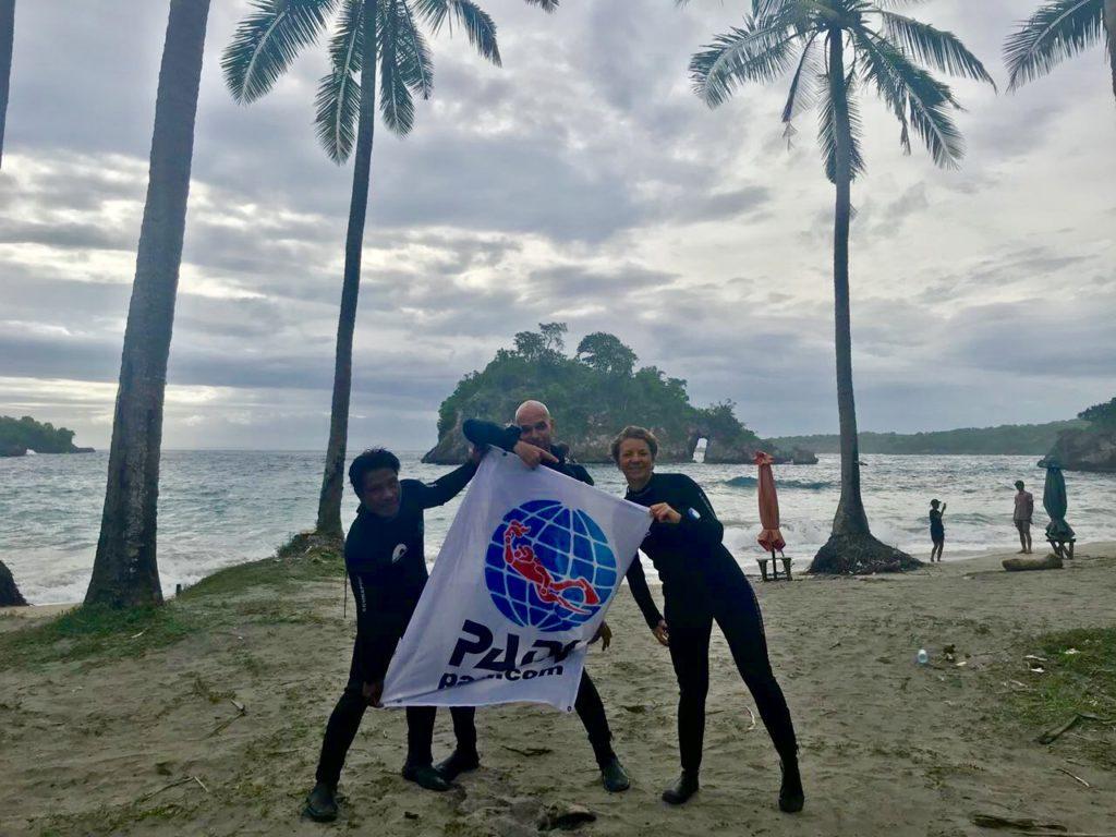 événements Warnakali centre de plongée Nusa Penida PADI rescue diver