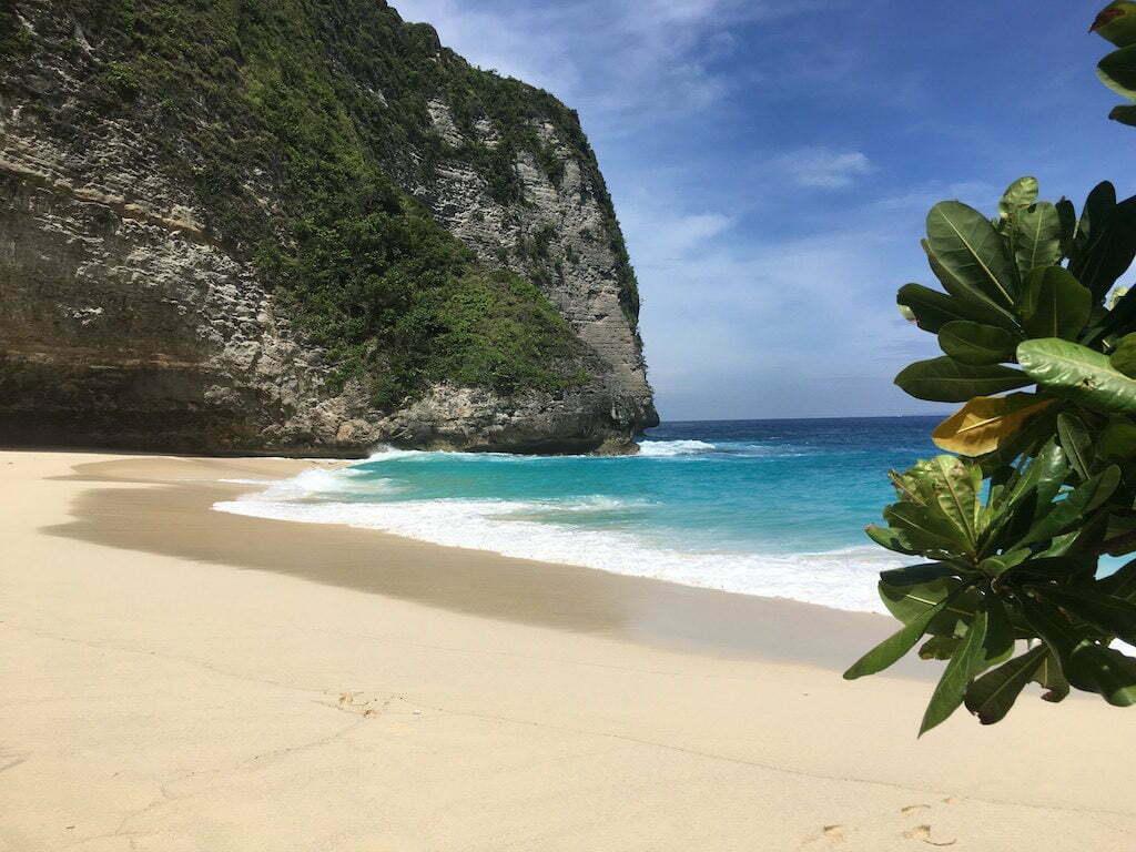 à voir à Kelingking Beach Nusa Penida