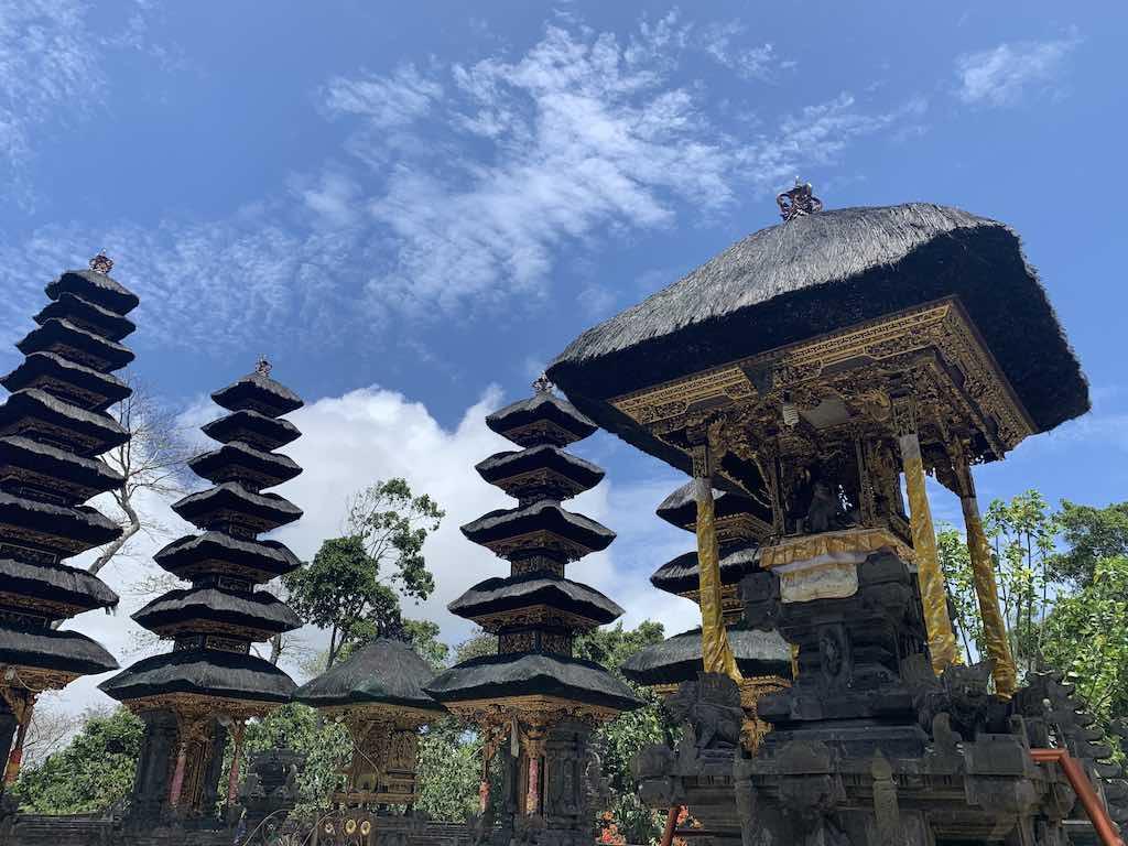 Pura Puncak Mundi Nusa Penida Bali Indonesia
