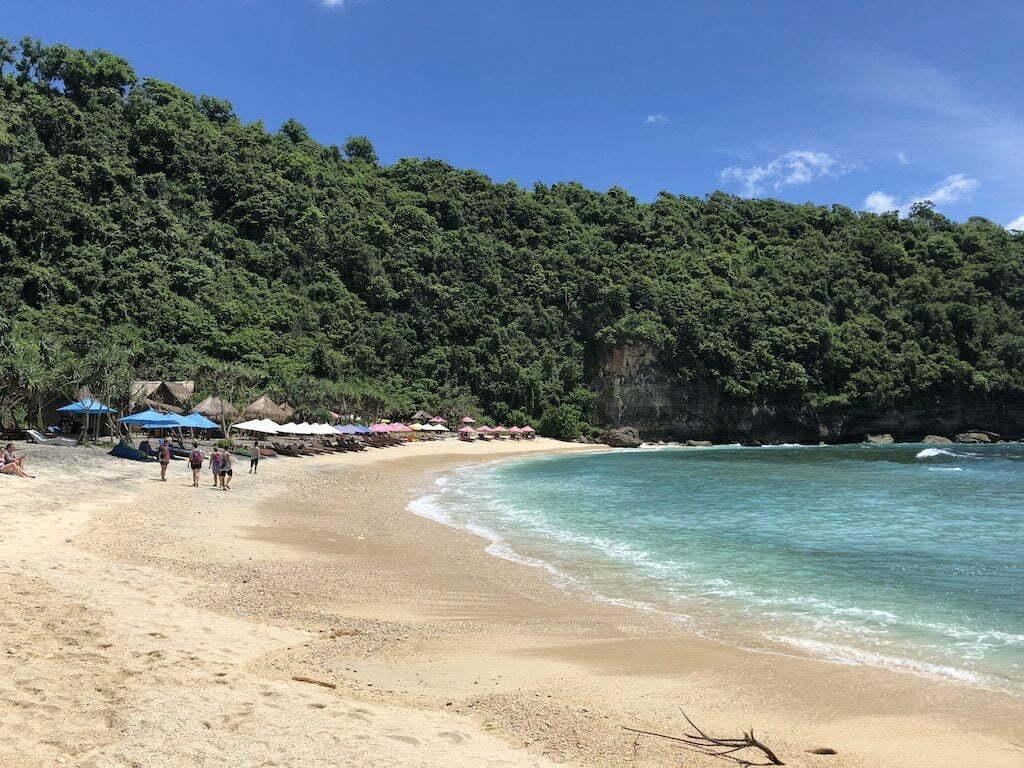 Atuh Beach Nusa Penida Nusapenida plage