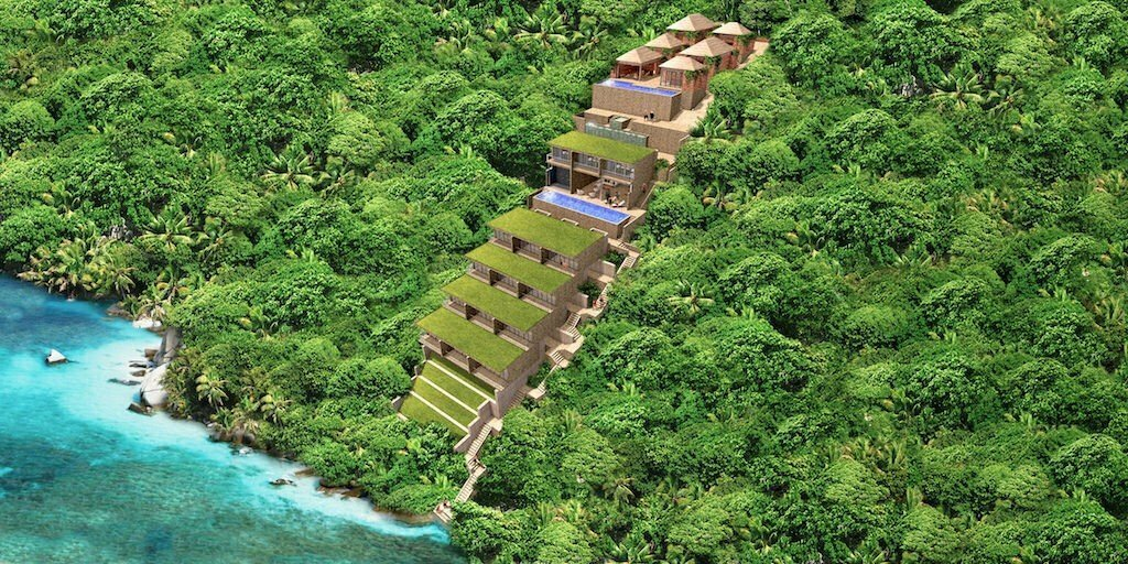 Hotel Warnakali Dive and resort center Nusa Penida
