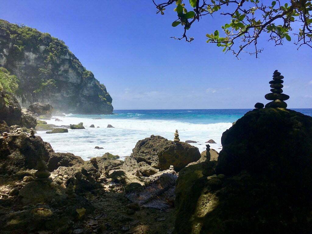 Temeling plage Nusa Penida Nusapenida