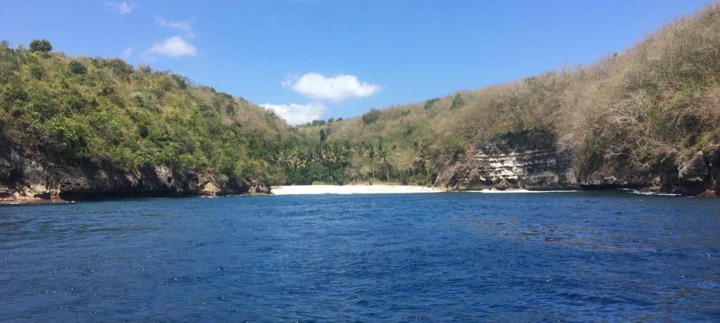Gamat Bay Nusa Penida Beach