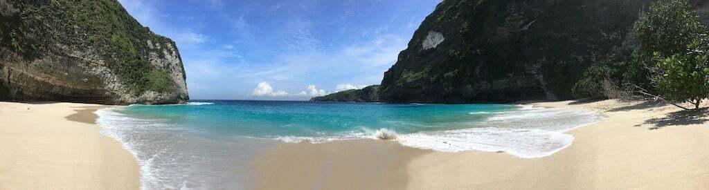 Kelingking Beach T Rex Beach Nusa Penida