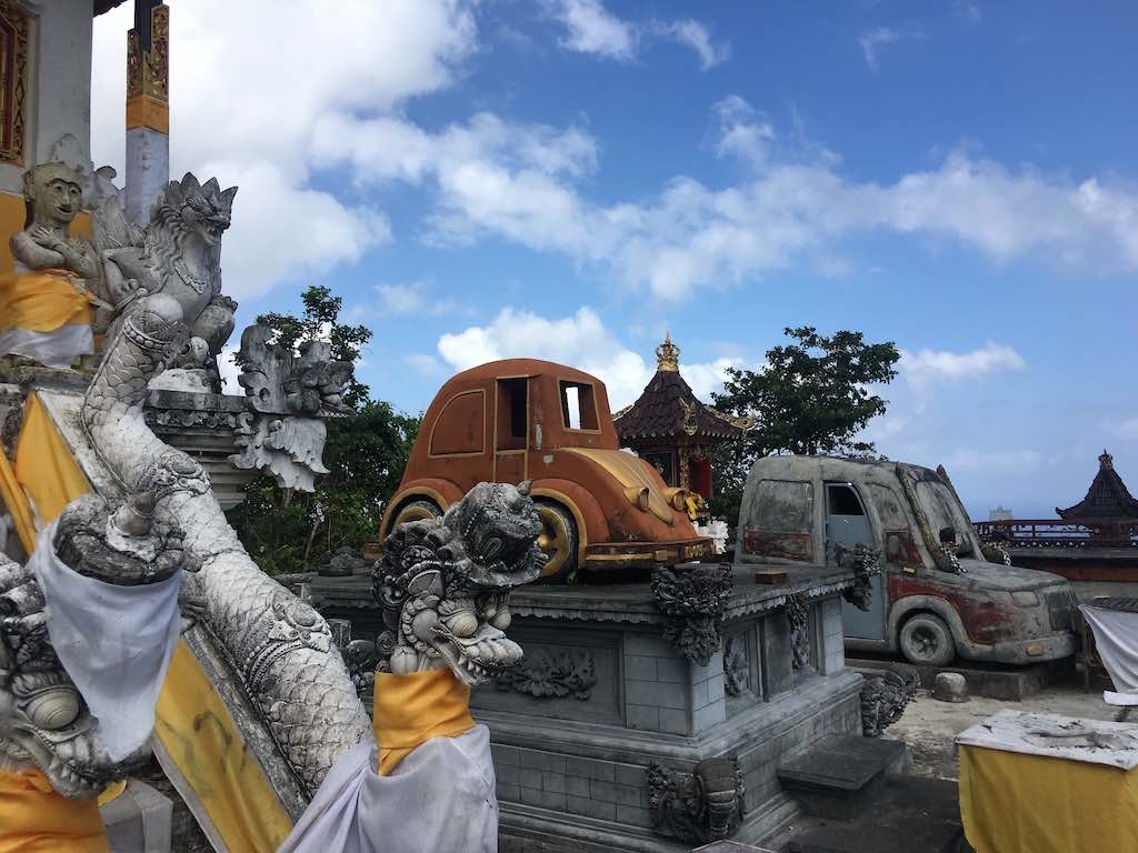 Pura Car Nusa Penida Bali