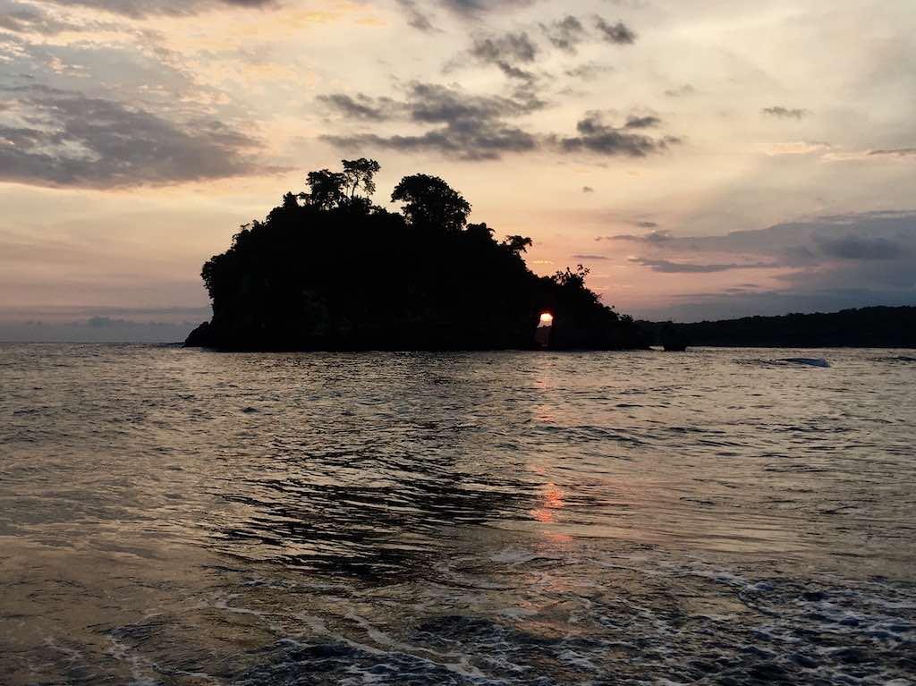 Sunset Nusa Penida Bali