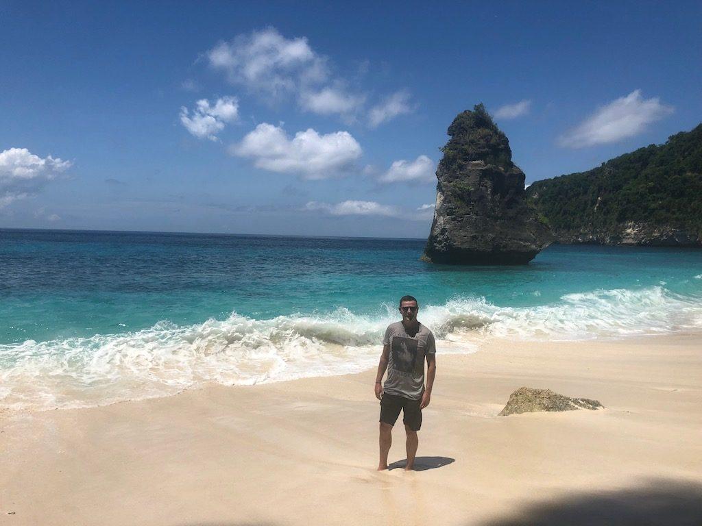 Suwehan Beach Nusa Penida Nusapenida