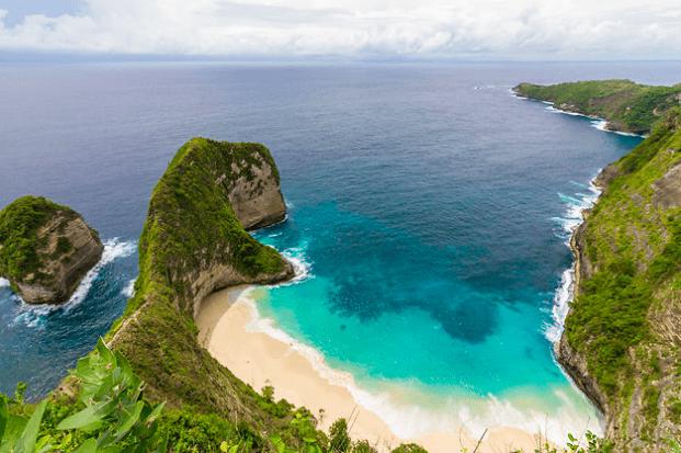 Guide routard Kelingking Beach articles sur Nusa Penida