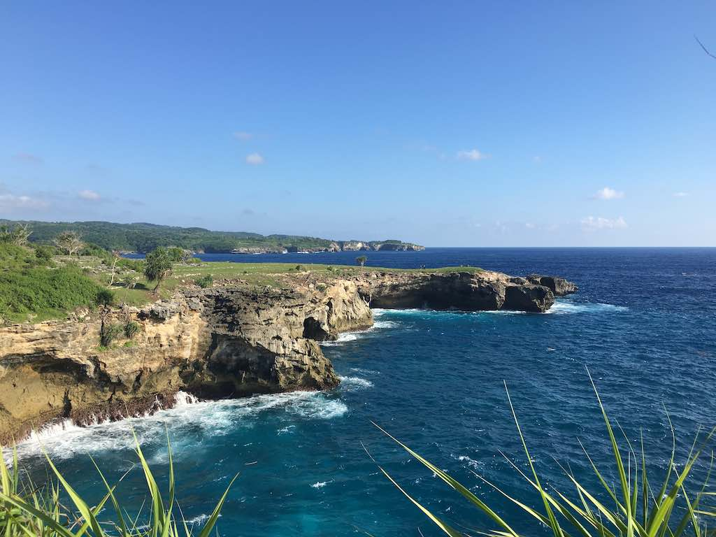 Devil's Tears Nusa Lembongan Bali