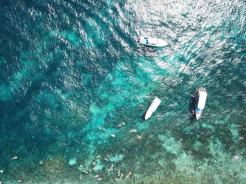 Snorkeling à Tokapakeh Nusa Penida Bali